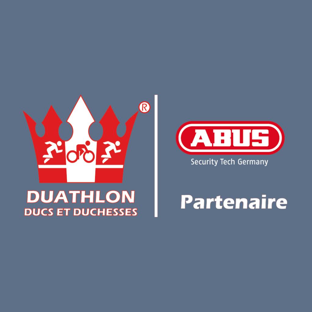 Abus France - Partenaire de la série de Duathlons Ducs et Duchesses ®