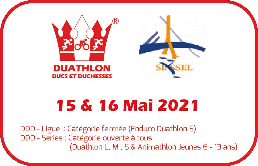 DDD - Seyssel - 15 & 16 mai 2021